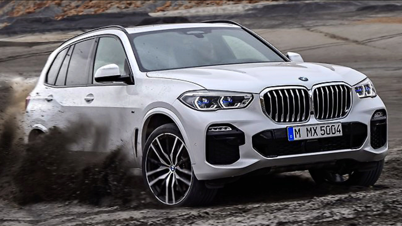 The Next Bmw X6 G06 Has Now Been Spied Testing Bmw