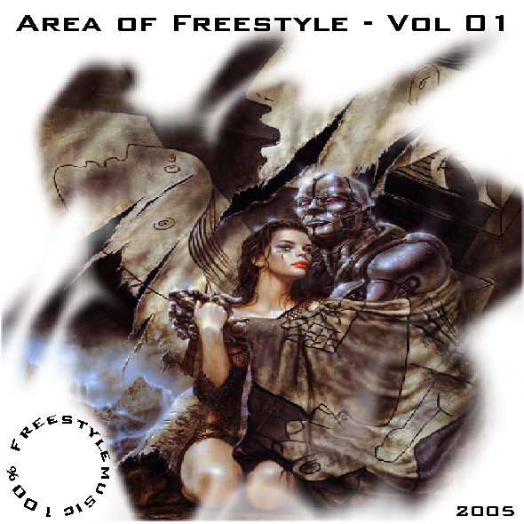 Area Of Freestyle Vol.1
