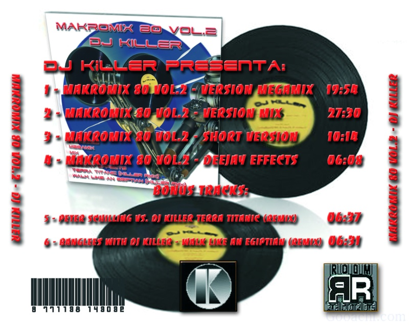 Makromix 80 Vol.2