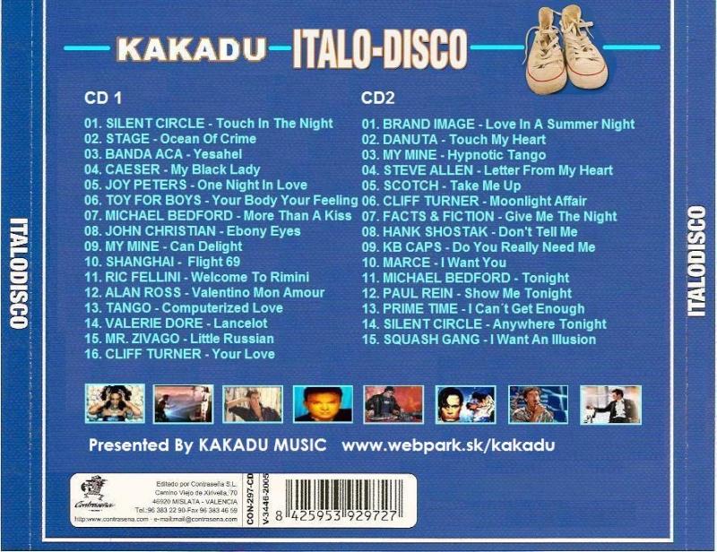 Kakadu Italo Party