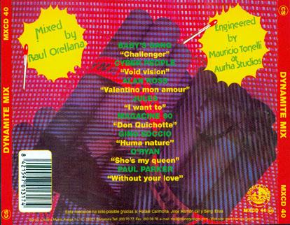 Dynamite Mix By Raul Orellana