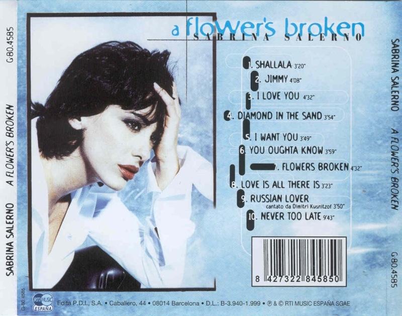 Sabrina - A Flower's Broken