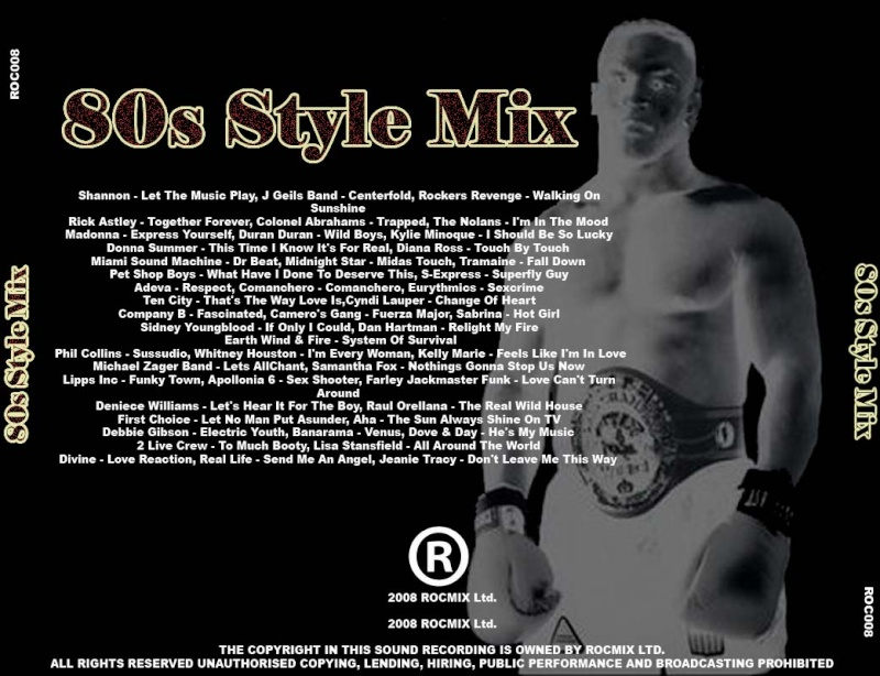 80's Style Mix