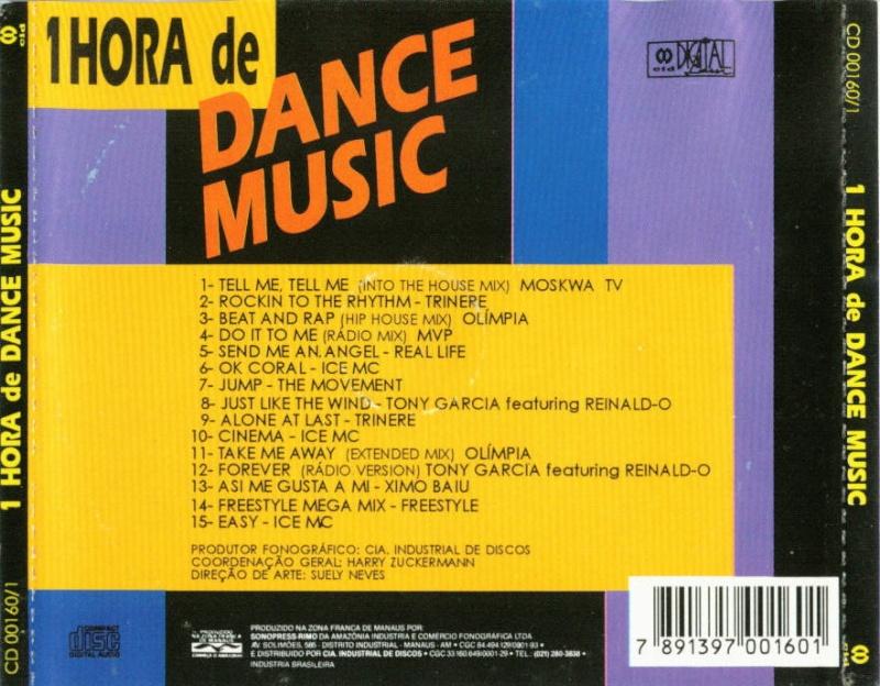 1 Hora de Dance Music