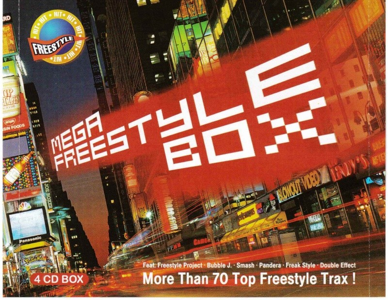Mega Freestyle Box Vol.1