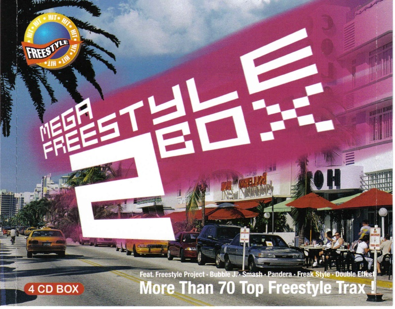 Mega Freestyle Box Vol.2