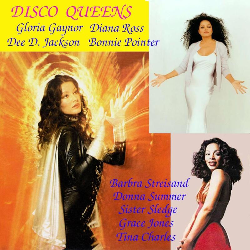 Disco Queens