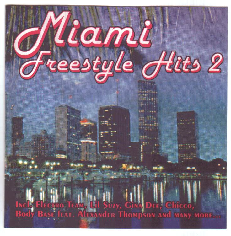 Miami Freestyle Hits Vol.2