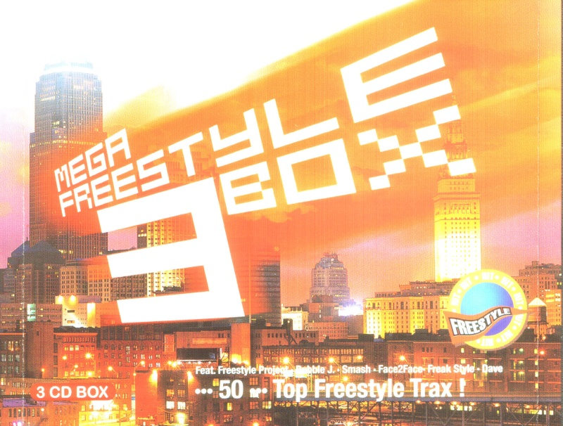Mega Freestyle Box Vol.3
