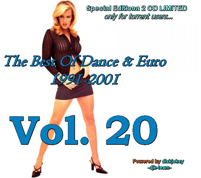 The Best Of Dance & Euro 1991-2001 Vol.20