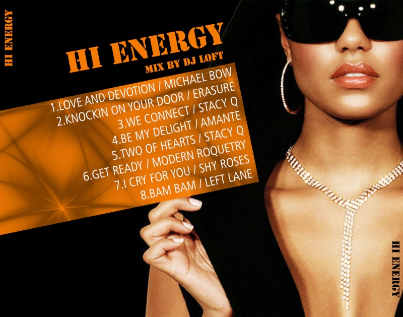 Hi Energy Mix By Dj Loft
