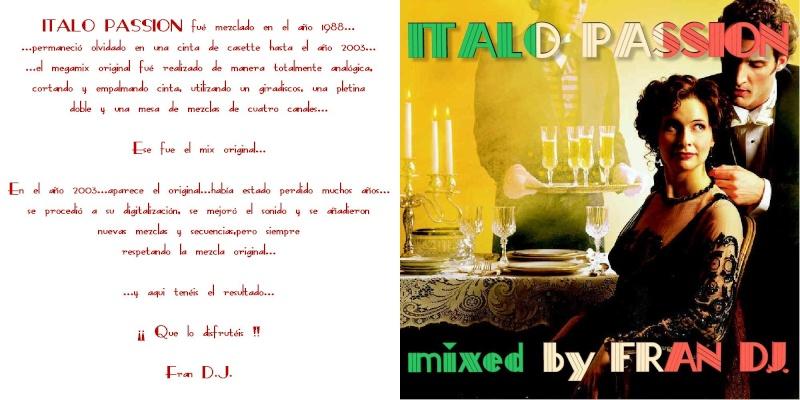 Fran DJ - Italo Passion