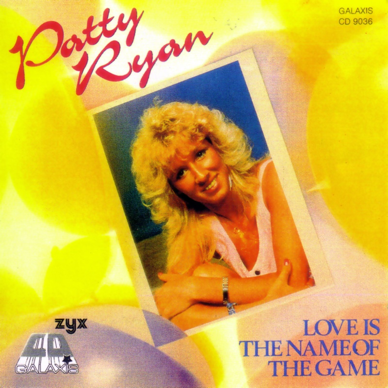 Patty Ryan - You re My Love , You re My Life