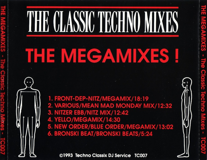 The Classis Techno Mixes - The Megamixes