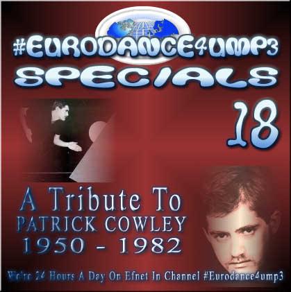 Eu4u Special Vol. 18 - Patrick Cowley
