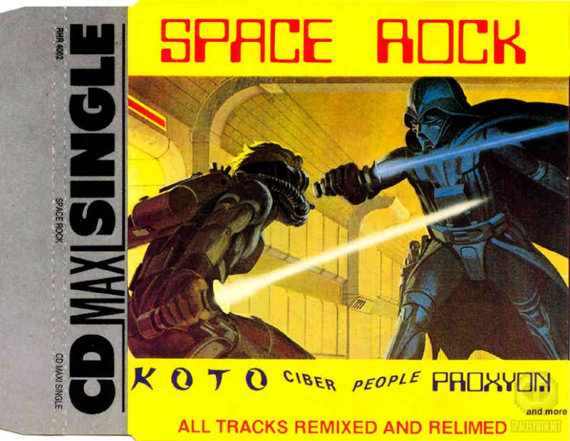 Space Rock Vol. 1