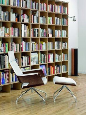Fauteuil thonet s850 by lepper schmidt sommerlade - Architecture moderne residentielle schmidt lepper ...