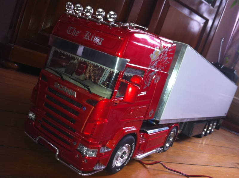 camion telecommande scania. Black Bedroom Furniture Sets. Home Design Ideas