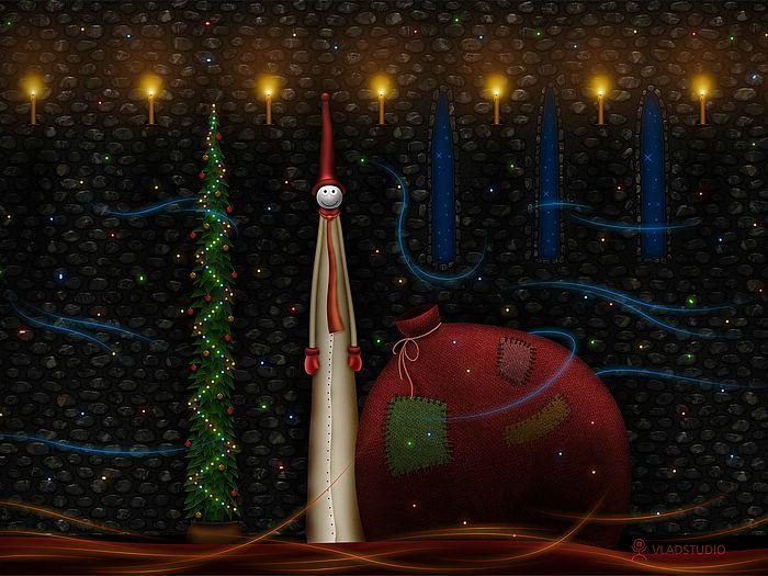 Joyeux Noël en... dans TRADITIONS design11
