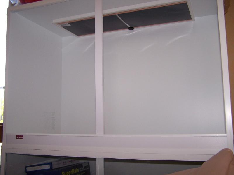 R alisation d 39 un plafond chauffant artisanal for Realisation plafond