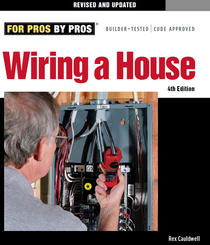Wiring a House book