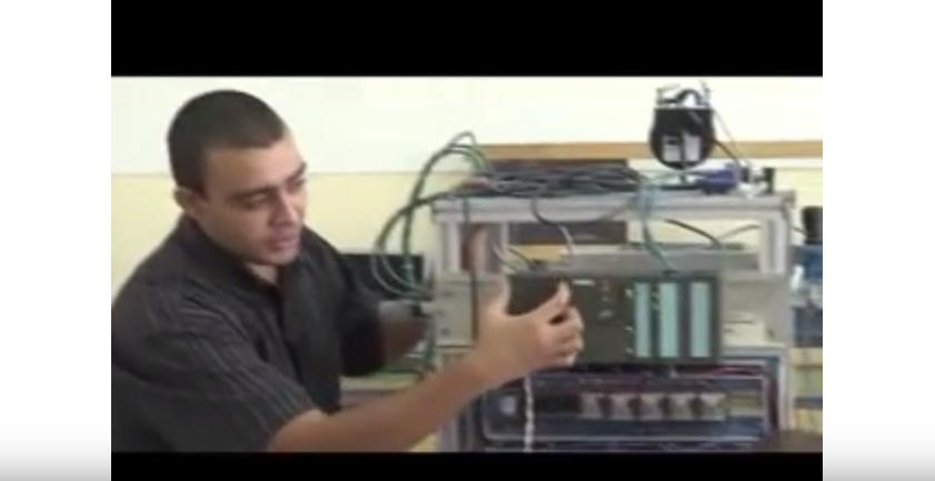 فيديو : دورة التحكم  PLC  من معهد السلزيان