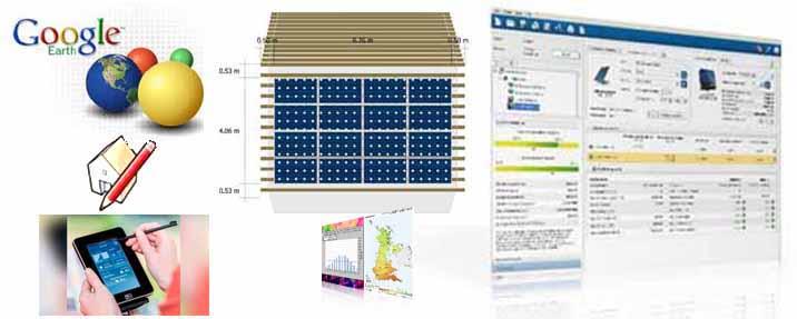 اشهر البرامج المختصة فى مجال الطاقة الشمسية