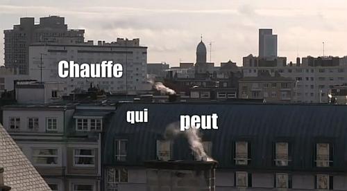 Chauffe Qui Peut