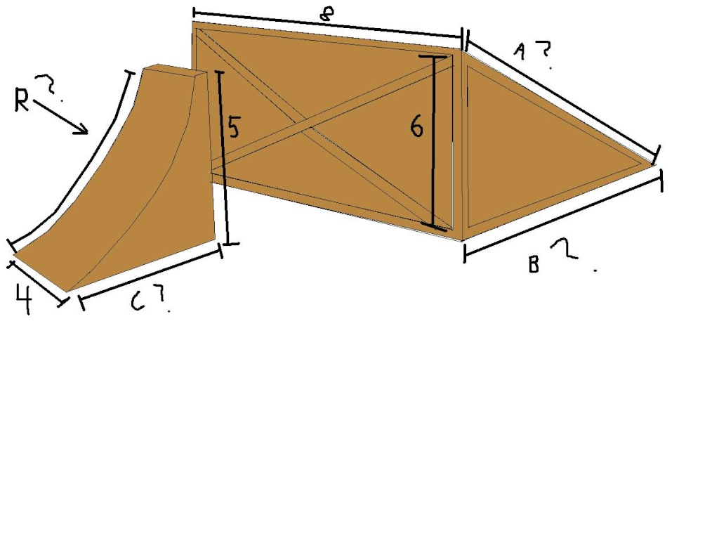 how to build wooden mtb features
