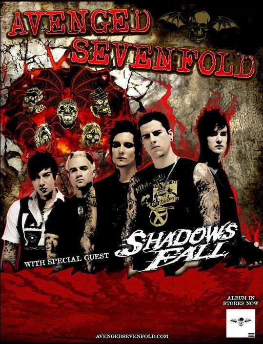 Avenged Sevenfold @ Montréal