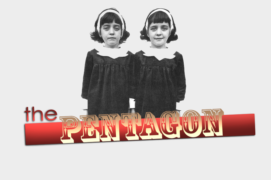 ¡The Pentagon!