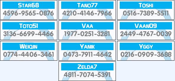 La liste d'amis va-t-elle ressembler � �a sur 3DS?