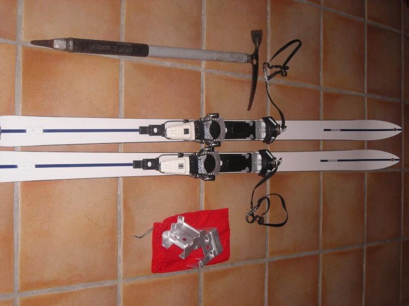 Ski de Chasseur Alpin Tout