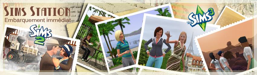 SimsStation
