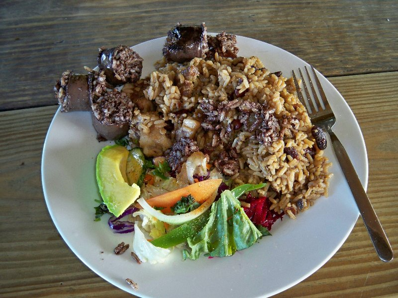 Antigua and Barbuda Food