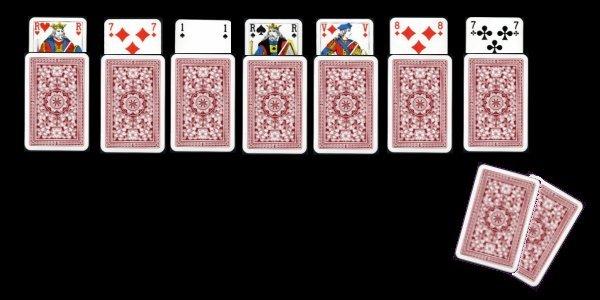 Cartomancie votre tirage gratuit - Tirage en coupe 52 cartes ...