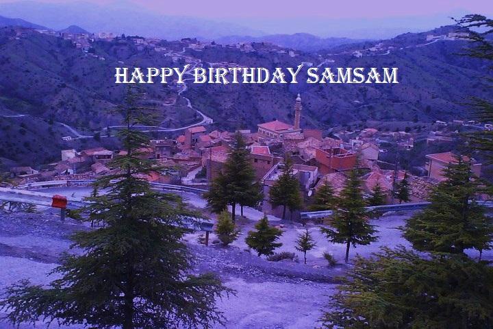 chanson anniversaire kabyle