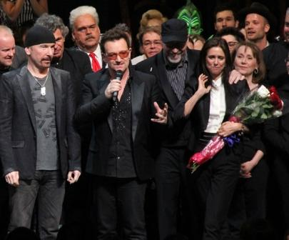 Bono et The Edge au tribunal