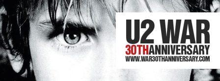 Mini site pour les 30ans de WAR par U2Achtung.com