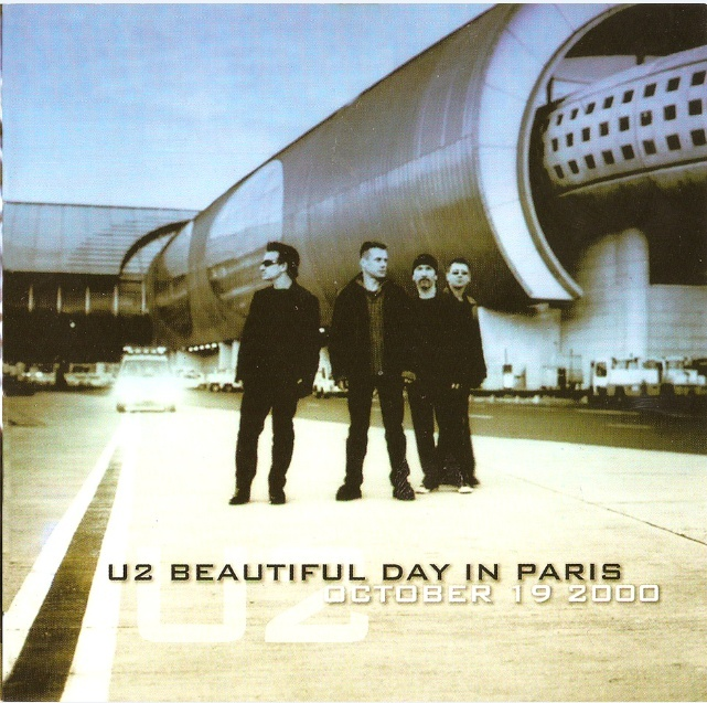 2001 : BEAUTIFUL DAY IN PARIS