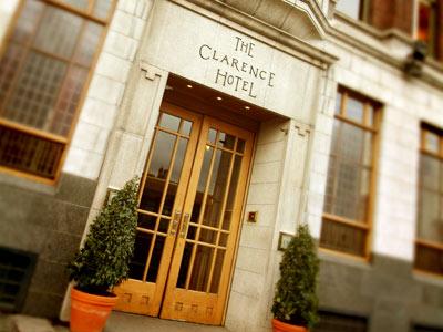 L'hôtel Clarence va faire peau neuve