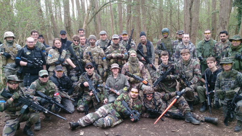 Rencontre airsoft