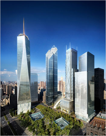 Freedom tower (nuevo World Trade Center)