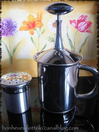 un mousseur de lait pour cappuccino italien miam. Black Bedroom Furniture Sets. Home Design Ideas