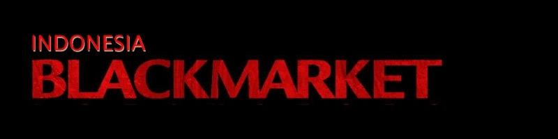 Black Market Indonesia