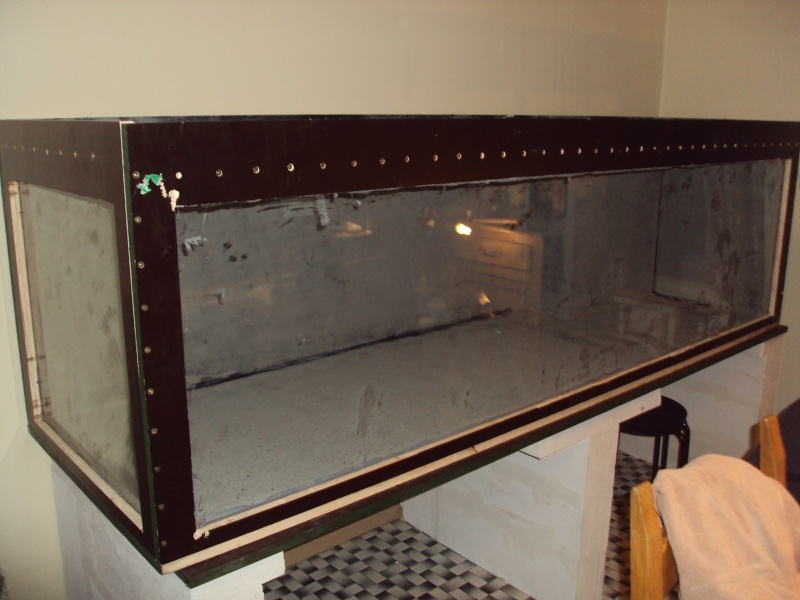 nouveau bac en bois 270 x 80 x 80 cm. Black Bedroom Furniture Sets. Home Design Ideas