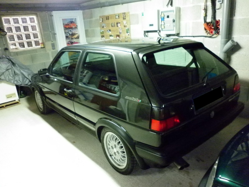 golf 2 gti 16s match 1989. Black Bedroom Furniture Sets. Home Design Ideas