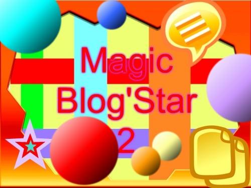 Magic Blog'stra 2