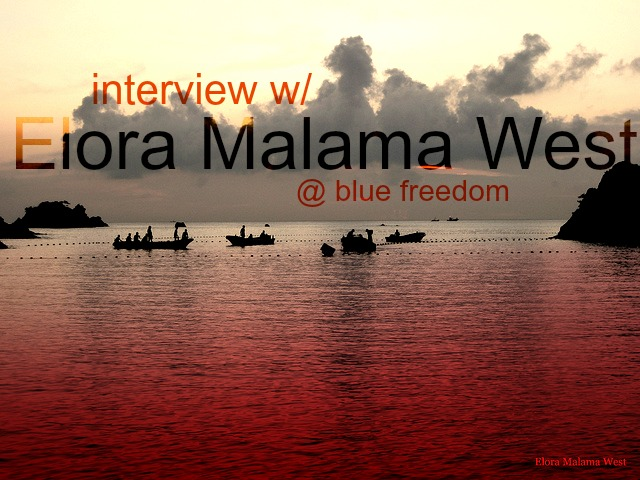 watching the cove: an exclusive interview with Elora Malama West