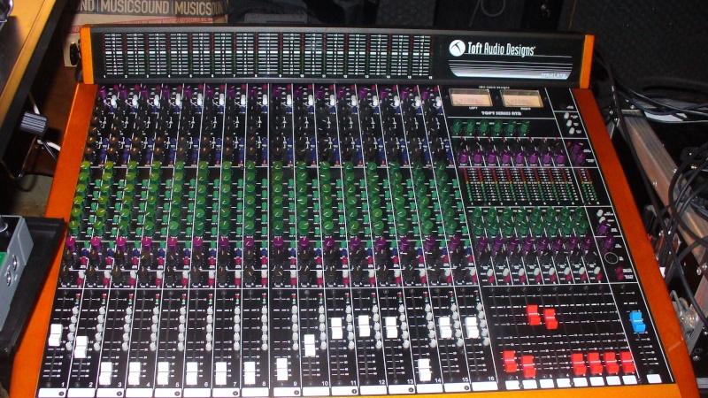 Anafrog afficher le sujet table de mixage avec carte son - Table de mixage avec carte son integree ...
